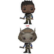 Figura Pop! Vinyl Erik Killmonger - Black Panther