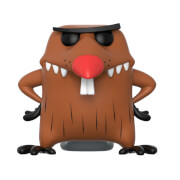 Nickelodeon Angry Beavers Dagget Pop! Vinyl Figure