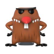 Figura Funko Pop! Dagget - Nickelodeon Los castores furiosos