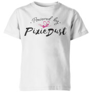 My Little Rascal Powered By PixieDust Kid's White T-Shirt