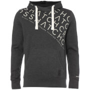 Crosshatch Men's Leeroy Hoody - Charcoal Marl