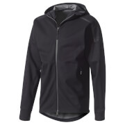 adidas Men's ZNE Duo Hoody - Black/Grey