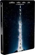 Interstellar - Zavvi UK Exklusives Limited Edition Steelbook (Nur 1000 Auflagen)