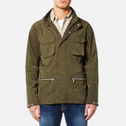 Folk Men's Field Jacket - Military Green