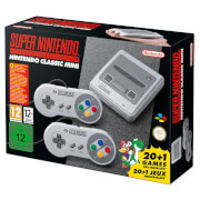 Mini Console Nintendo Classic Mini: Super Nintendo Entertainment System
