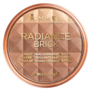 Rimmel Radiance Shimmer Brick 12g - 02