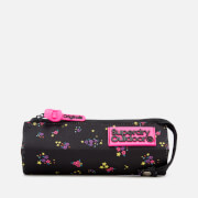 Superdry Women's Ditsy Star Print Edition Stationery Case - Black