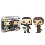 Game of Thrones Battle of the Bastards 2er-Pack Pop! Vinyl Figuren