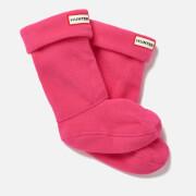 Hunter Kids' Boot Socks - Fuchsia