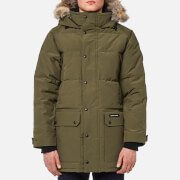 Canada Goose Men's Emory Parka Jacket - Military Green