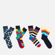 Happy Socks Men's Mix Socks Gift Box - Multi - EU 41-46