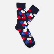 Happy Socks Men's Kimono Socks - Multi - EU 41-46