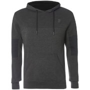 Smith & Jones Men's Datsun Hoody - Black Marl