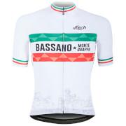 Ftech Race Short Sleeve Jersey - Bassano - Monte Grappa