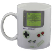Nintendo Game Boy Tasse mit Thermoeffekt