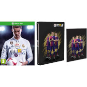 FIFA 18 Steelbook Édition Exclusive