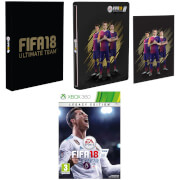 FIFA 18 Steelbook Édition Exclusive Avec Carte