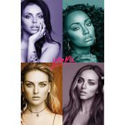 Little Mix Quad - 61 x 91.5cm Maxi Poster