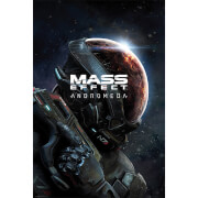 Mass Effect: Andromeda Key Art - 61 x 91.5cm Maxi Poster