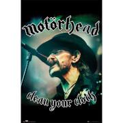 Motorhead Clean Your Clock - 61 x 91.5cm Maxi Poster