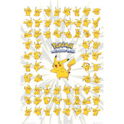 Pokémon Pikachu - 61 x 91.5cm Maxi Poster