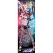 Suicide Squad Harley Quinn - 53 x 158cm Door Poster