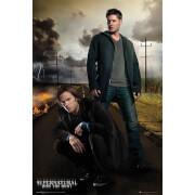 Supernatural Dean and Sam - 61 x 91.5cm Maxi Poster