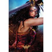 Wonder Woman Defend - 61 x 91.5cm Maxi Poster