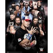 WWE Superstars 2016 - 40 x 50cm Mini Poster