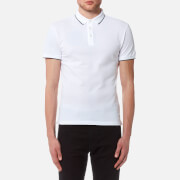 BOSS Orange Men's Payout Polo Shirt - White
