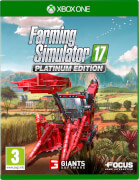 Farming Simulator 17 Platinum