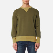 Levi's Vintage Men's Bay Meadows Sweatshirt - Tumbleweed Green