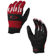 Oakley Men's Factory 2.0 Cycling Gloves - Red