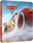 Cars 3 (3D + versión 2D) - Steelbook Ed. Limitada Exclusivo de Zavvi (Edición UK)