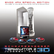 Terminator 2: Endoarm (4K + Blu-ray 3D + Blu-ray + CD) (UK Edition)