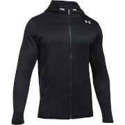 Under Armour Men's Reactor Full Zip Hoody - Black