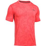 Under Armour Men's Threadborne Elite Fitted T-Shirt - Orange
