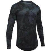 Under Armour Men's Sportstyle Graphic Long Sleeve Top - Navy