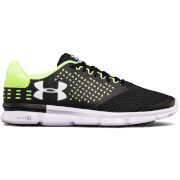 Under Armour Men's Speed Swift 2 Running Shoes - Black/Yellow