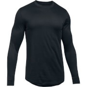 Under Armour Men's Sportstyle Graphic Long Sleeve Top - Black
