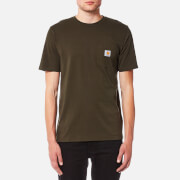 Carhartt Men's Pocket T-Shirt - Cypress
