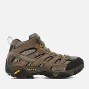 Merrell Men's Moab 2 Mid GORE-TEX Hiking Shoes - Peacan