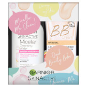 Garnier Micellar Water and BB Cream Christmas Skin Gift Set