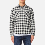 Edwin Men's Labour Shirt - Off White