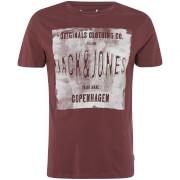 Camiseta Jack & Jones Originals Stood - Hombre - Granate