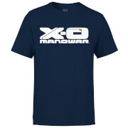 Valiant Comics X-O Manowar Logo T-Shirt - Navy