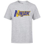 T - Shirt Homme Logo Valiant Comics Classic Ninjak