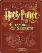 Harry Potter et la chambre des secrets - Steelbook Édition Limitée