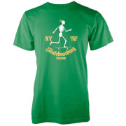 NY Skateboarding Team Est.1998 Green T-Shirt