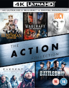 4K Action Boxset - 4K Ultra HD